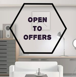 Other - Always open to offers